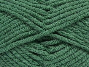 Fiber Content 100% Acrylic, Brand Ice Yarns, Green, fnt2-69076