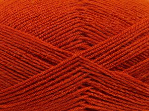 Contenido de fibra 60% Lana Merino, 40% Acrílico, Terra Cotta, Brand Ice Yarns, fnt2-69079
