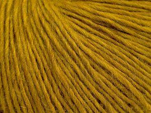 İçerik 100% Yün, Olive Green, Brand Ice Yarns, Yarn Thickness 3 Light DK, Light, Worsted, fnt2-69112