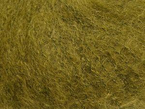 Fiber Content 47% SuperKid Mohair, 31% Superwash Extrafine Merino Wool, 22% Polyamide, Brand Ice Yarns, Green, fnt2-69141