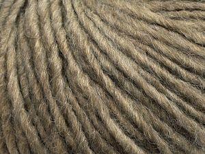 Fiber Content 50% Merino Wool, 25% Alpaca, 25% Acrylic, Light Camel, Brand Ice Yarns, fnt2-69352