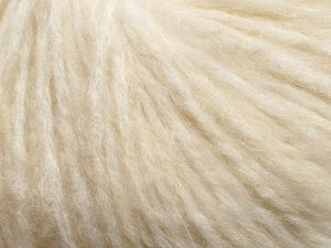 Fiber Content 50% Wool, 25% Nylon, 25% Acrylic, Brand Ice Yarns, Cream, fnt2-69362