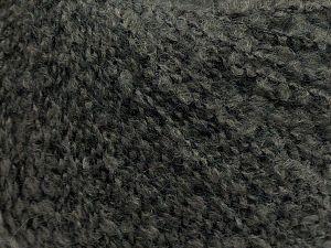Fiber Content 45% Acrylic, 26% Polyamide, 2% Elastan, 15% Alpaca, 12% Wool, Brand Ice Yarns, Grey, fnt2-69392