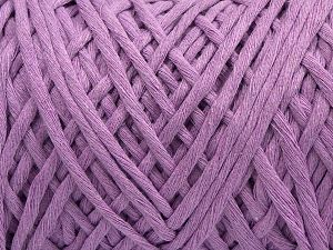 Fiber Content 100% Cotton, Light Lilac, Brand Ice Yarns, fnt2-69398