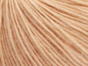 İçerik 66% Merino Yün, 34% Organik Pamuk, Light Salmon, Brand Ice Yarns, fnt2-69449