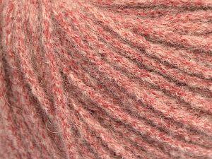 Fiber Content 36% Polyamide, 31% Extrafine Merino Wool, 30% Baby Alpaca, 3% Elastan, Light Pink, Brand Ice Yarns, fnt2-69510