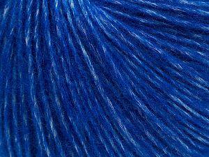 İçerik 66% Merino Yün, 34% Organik Pamuk, Saxe Blue, Brand Ice Yarns, fnt2-69533