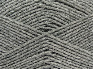 Cold Rinse. Short spin. Do not wring. Do not iron. Dry cleanable. Do not bleach. Fiber Content 50% Polyamide, 50% Acrylic, Light Grey, Brand Ice Yarns, fnt2-69545