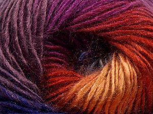 İçerik 100% Premium Akrilik, Salmon, Red, Purple, Navy, Brand Ice Yarns, Copper, fnt2-69568