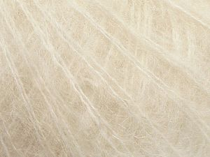 İçerik 50% İnce Tiftik, 50% Polyamid, Brand Ice Yarns, Ecru, fnt2-69570