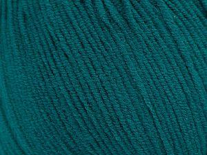 Fiber Content 50% Acrylic, 50% Cotton, Brand Ice Yarns, Emerald Green, fnt2-69768