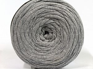 Make handbags,rugs,basket and cushion covers with this genius new-fashion yarn!<p>Since the yarn is made by upcycling fabrics, and because of the nature of the yarn; take the following notes into consideration. </p><ul><li>Fiber content information may vary. Information given about fiber content is approximate. </li><li>The yardage and weight information of the yarn is approximate. </li></ul> Fiber Content 95% Cotton, 5% Elastan, Brand Ice Yarns, Grey Melange, fnt2-69904