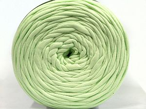 Make handbags,rugs,basket and cushion covers with this genius new-fashion yarn!<p>Since the yarn is made by upcycling fabrics, and because of the nature of the yarn; take the following notes into consideration. </p><ul><li>Fiber content information may vary. Information given about fiber content is approximate. </li><li>The yardage and weight information of the yarn is approximate. </li></ul> Fiber Content 95% Cotton, 5% Elastan, Light Green, Brand Ice Yarns, fnt2-69918