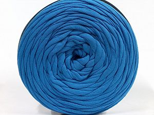 Make handbags,rugs,basket and cushion covers with this genius new-fashion yarn!<p>Since the yarn is made by upcycling fabrics, and because of the nature of the yarn; take the following notes into consideration. </p><ul><li>Fiber content information may vary. Information given about fiber content is approximate. </li><li>The yardage and weight information of the yarn is approximate. </li></ul> Fiber Content 95% Cotton, 5% Elastan, Brand Ice Yarns, Dark Blue, fnt2-69923
