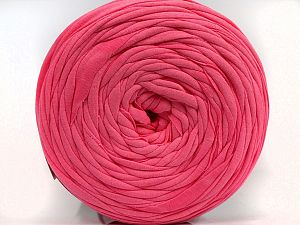 Make handbags,rugs,basket and cushion covers with this genius new-fashion yarn!<p>Since the yarn is made by upcycling fabrics, and because of the nature of the yarn; take the following notes into consideration. </p><ul><li>Fiber content information may vary. Information given about fiber content is approximate. </li><li>The yardage and weight information of the yarn is approximate. </li></ul> Fiber Content 95% Cotton, 5% Elastan, Pink, Brand Ice Yarns, fnt2-69933