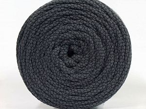 Make handbags,rugs,basket and cushion covers with this genius new-fashion yarn!<p>Since the yarn is made by upcycling fabrics, and because of the nature of the yarn; take the following notes into consideration. </p><ul><li>Fiber content information may vary. Information given about fiber content is approximate. </li><li>The yardage and weight information of the yarn is approximate. </li></ul> Fiber Content 95% Cotton, 5% Elastan, Brand Ice Yarns, Dark Grey, fnt2-69947