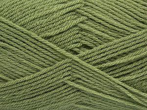 Fiber Content 100% Acrylic, Light Green, Brand Ice Yarns, fnt2-70011