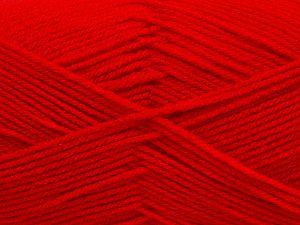 Fiber Content 100% Acrylic, Red, Brand Ice Yarns, fnt2-70018