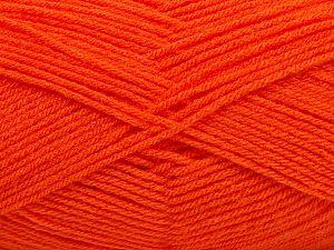 Fiber Content 100% Acrylic, Orange, Brand Ice Yarns, fnt2-70020