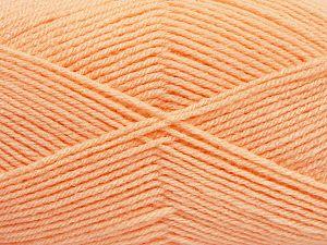 Fiber Content 100% Acrylic, Light Salmon, Brand Ice Yarns, fnt2-70025