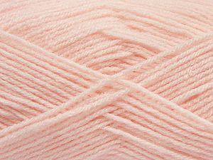 Fiber Content 100% Acrylic, Light Pink, Brand Ice Yarns, Yarn Thickness 3 Light DK, Light, Worsted, fnt2-70035