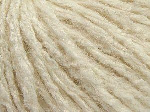 Fiber Content 50% Acrylic, 47% Polyamide, 3% Elastan, Brand Ice Yarns, Ecru, Yarn Thickness 3 Light DK, Light, Worsted, fnt2-70062