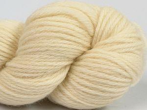 Fiber Content 55% Baby Alpaca, 45% Superwash Extrafine Merino Wool, Brand Ice Yarns, Cream, fnt2-70099