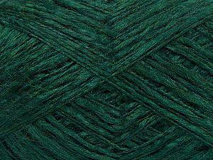 Fiber Content 100% Acrylic, Brand Ice Yarns, Emerald Green, fnt2-70160