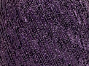 Trellis Fiber Content 100% Polyester, Purple, Brand Ice Yarns, fnt2-70283