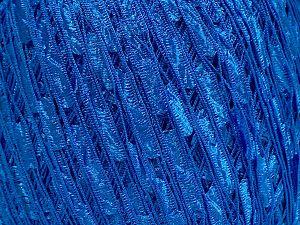 Trellis Fiber Content 100% Polyester, Saxe Blue, Brand Ice Yarns, fnt2-70285