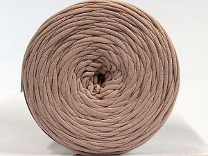 Make handbags,rugs,basket and cushion covers with this genius new-fashion yarn!<p>Since the yarn is made by upcycling fabrics, and because of the nature of the yarn; take the following notes into consideration. </p><ul><li>Fiber content information may vary. Information given about fiber content is approximate. </li><li>The yardage and weight information of the yarn is approximate. </li></ul> Fiber Content 95% Cotton, 5% Elastan, Brand Ice Yarns, Beige, fnt2-70289