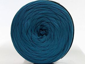 Make handbags,rugs,basket and cushion covers with this genius new-fashion yarn!<p>Since the yarn is made by upcycling fabrics, and because of the nature of the yarn; take the following notes into consideration. </p><ul><li>Fiber content information may vary. Information given about fiber content is approximate. </li><li>The yardage and weight information of the yarn is approximate. </li></ul> Fiber Content 95% Cotton, 5% Elastan, Brand Ice Yarns, Blue, fnt2-70321