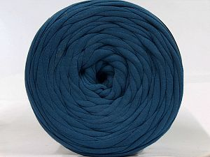 Make handbags,rugs,basket and cushion covers with this genius new-fashion yarn!<p>Since the yarn is made by upcycling fabrics, and because of the nature of the yarn; take the following notes into consideration. </p><ul><li>Fiber content information may vary. Information given about fiber content is approximate. </li><li>The yardage and weight information of the yarn is approximate. </li></ul> Fiber Content 95% Cotton, 5% Elastan, Brand Ice Yarns, Blue, fnt2-70336