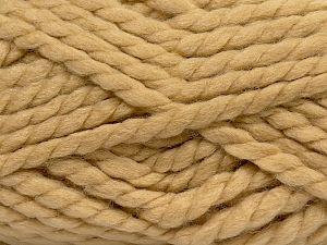Contenido de fibra 75% Acrílico, 25% Lana, Milky Brown, Brand Ice Yarns, fnt2-70357
