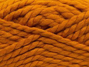 Contenido de fibra 75% Acrílico, 25% Lana, Orange, Brand Ice Yarns, fnt2-70359