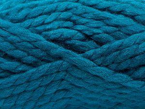 Contenido de fibra 75% Acrílico, 25% Lana, Brand Ice Yarns, Emerald Green, fnt2-70360