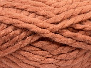 Contenido de fibra 75% Acrílico, 25% Lana, Brand Ice Yarns, Dark Salmon, fnt2-70363