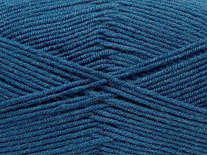 Vezelgehalte 100% Antibacterial Acrylic, Brand Ice Yarns, Blue, fnt2-70377