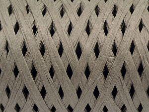 Fiber Content 100% Viscose, Brand Ice Yarns, Dark Beige, fnt2-70582