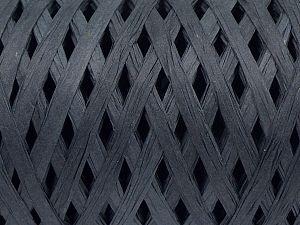 Fiber Content 100% Viscose, Brand Ice Yarns, Dark Grey, fnt2-70583