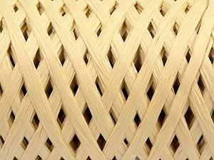 Fiber Content 100% Viscose, Light Cream, Brand Ice Yarns, fnt2-70585