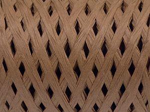 Fiber Content 100% Viscose, Brand Ice Yarns, Brown, fnt2-70588