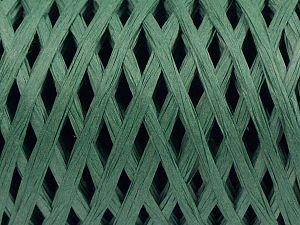 Fiber Content 100% Viscose, Brand Ice Yarns, Hunter, Dark Green, fnt2-70601
