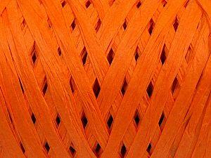 Fiber Content 100% Viscose, Orange, Brand Ice Yarns, fnt2-70604