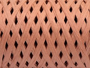 Fiber Content 100% Viscose, Brand Ice Yarns, Antique Pink, fnt2-70606