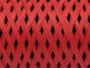 Fiber Content 100% Viscose, Red, Brand Ice Yarns, fnt2-70608