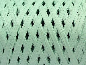 Fiber Content 100% Viscose, Mint Green, Brand Ice Yarns, fnt2-70613