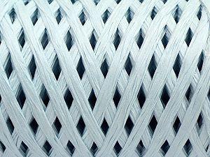 Fiber Content 100% Viscose, Brand Ice Yarns, Baby Blue, fnt2-70614