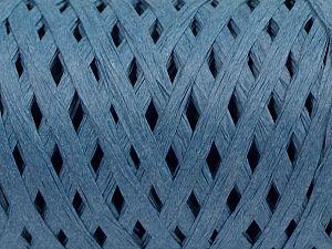 Fiber Content 100% Viscose, Jeans Blue, Brand Ice Yarns, fnt2-70616