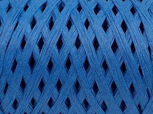 Fiber Content 100% Viscose, Brand Ice Yarns, Blue, fnt2-70617